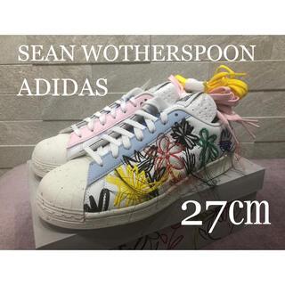 アディダス(adidas)のSEAN WOTHERSPOON x ADIDAS SUPERSTAR(スニーカー)