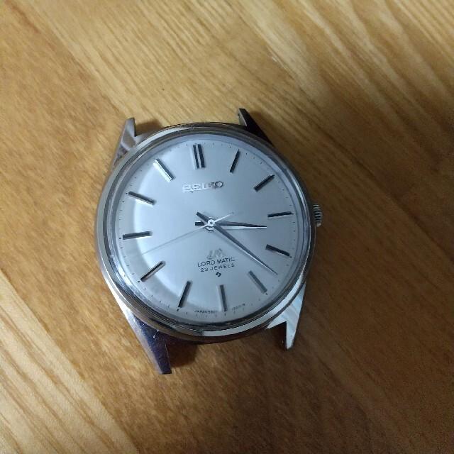 SEIKO(セイコー)のセイコーロードマチック ノンデイト メンズの時計(腕時計(アナログ))の商品写真