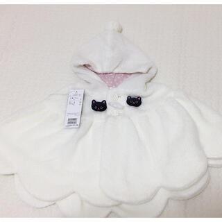 アナスイミニ(ANNA SUI mini)のアナスイミニ  ポンチョ(ジャケット/コート)