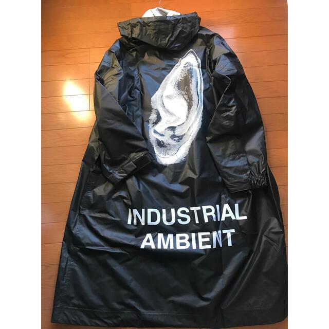 UNDERCOVER(アンダーカバー)の19AW Undercover Printed Raincoat メンズのジャケット/アウター(モッズコート)の商品写真