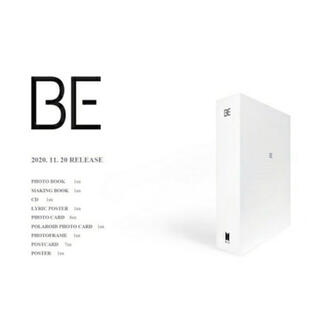 防弾少年団(BTS) - BTS BE アルバム トレカ ポスター フォトブック セット