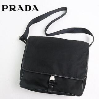 プラダ(PRADA)の【PRADA】プラダ V166 ナイロン×レザー 斜め掛け ショルダー バッグ (ショルダーバッグ)