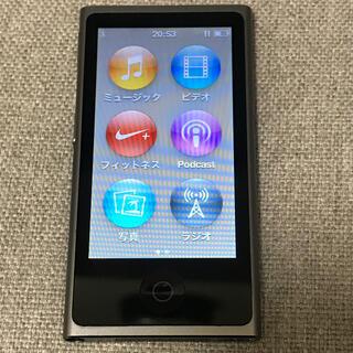 Apple - iPod nano 第7世代 16GB