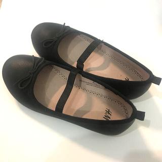 エイチアンドエム(H&M)の専用商品 フォーマルシューズ 女の子 黒(フォーマルシューズ)
