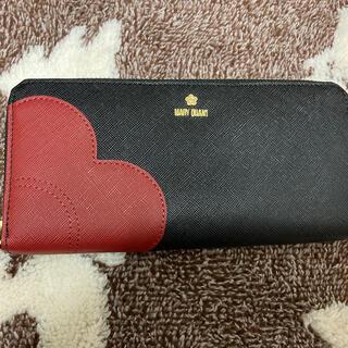 マリークワント(MARY QUANT)のマリークワント長財布(財布)