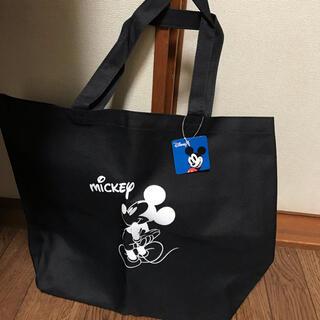ミッキーマウス(ミッキーマウス)の「新品」トートバッグ☆ミッキー(トートバッグ)