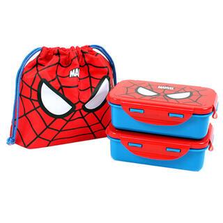 スパイダーマン お弁当箱 巾着 セット
