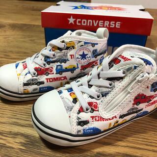 コンバース(CONVERSE)の【新品未使用】トミカ50周年記念 コンバースオールスター(スニーカー)