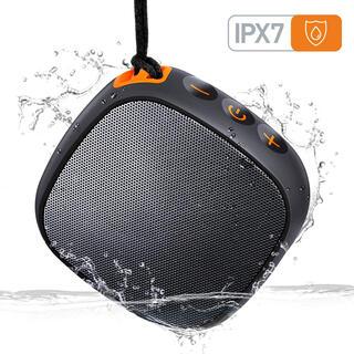 スピーカー Bluetooth IPX7防水 36時間連続再生 高音質 重低音