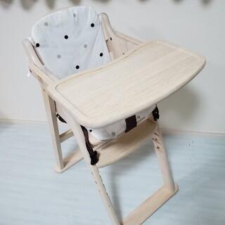 カトージ(KATOJI)のカトージ KATOJI 正規品 木製 ハイチェア(その他)