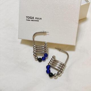 トーガ(TOGA)のTOGA PULLA メタルピアス(ピアス)