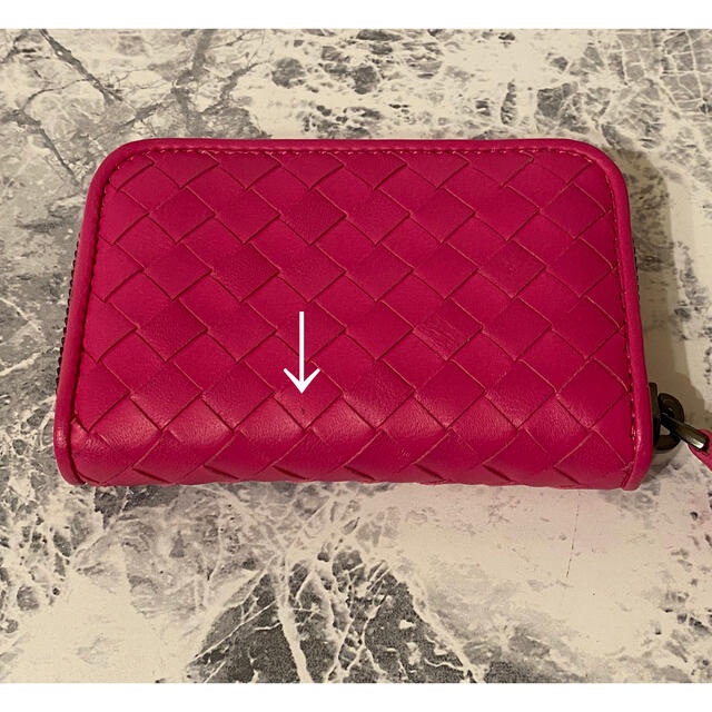 Bottega Veneta(ボッテガヴェネタ)の【BOTTEGAVENETA】ボッテガヴェネタ ミニ財布♪ レディースのファッション小物(財布)の商品写真