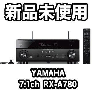 ヤマハ - 【未使用】【送料込】YAMAHA AVアンプ RX-A780(B)