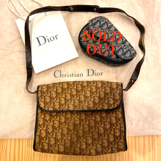 Christian Dior - オールド ディオール トロッター 2way バッグ
