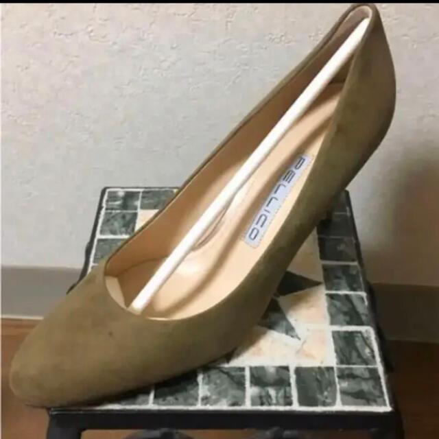 PELLICO(ペリーコ)のペリーコ PELLICO 新品未使用 パンプス レディースの靴/シューズ(ハイヒール/パンプス)の商品写真