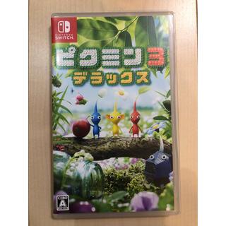 Nintendo Switch - 【送料無料】Nintendo Switch ピクミン3 デラックスニンテンドー