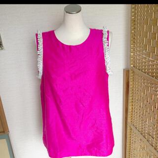 アチャチュムムチャチャ(AHCAHCUM.muchacha)のむちゃちゃ muchacha トップス リメイク用(Tシャツ(半袖/袖なし))
