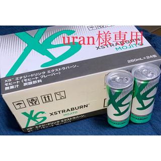 アムウェイ(Amway)のuran様専用Amway XS エナジードリンク モヒートフレーバー 24缶箱入(その他)