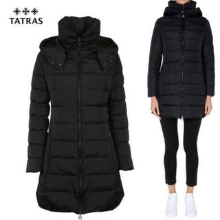 タトラス(TATRAS)の新品2019TATRASポリテアマ黒サイズ2☆UNITED ARROWS購入(ダウンコート)