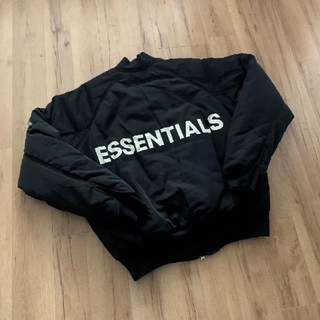 FEAR OF GOD - ESSENTIALS FEAR OF GOD フライトジャケット