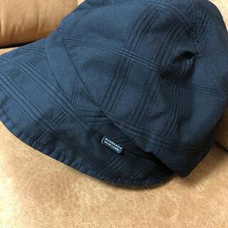 バーバリーブルーレーベル(BURBERRY BLUE LABEL)のBurberryの帽子(キャスケット)