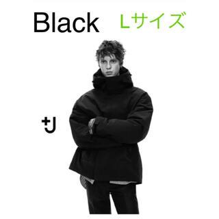 UNIQLO - 新品UNIQLO✖️ジルサンダー ハイブリッドダウンオーバーサイズ ブラック L