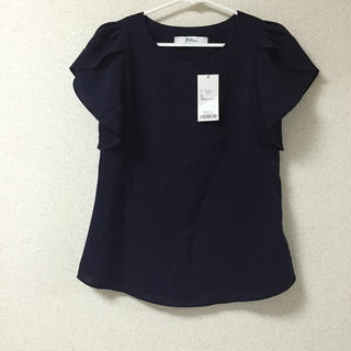 チャイルドフッド(CHILDHOOD)のDHOLICパフフリルトップス(Tシャツ(長袖/七分))