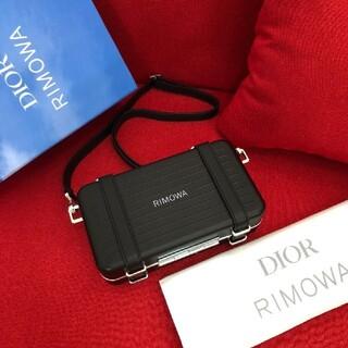 クリスチャンディオール(Christian Dior)のディオール リモワ DIOR AND RIMOWA(ショルダーバッグ)