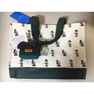 Disney - ホテルミラコスタ トートバッグ  ホテルミラコスタ バッグチャーム