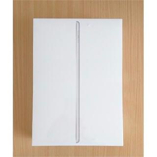 アイパッド(iPad)の【新品未開封】iPad第7世代 32GB、Wi-Fiシルバー(タブレット)