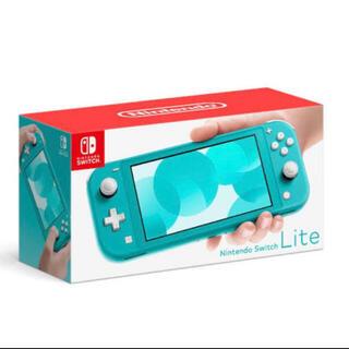 ニンテンドースイッチ(Nintendo Switch)のNintendo Switch NINTENDO SWITCH LITE  (家庭用ゲーム機本体)