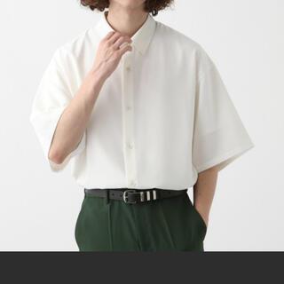 HARE - HAREトロミ半袖シャツ
