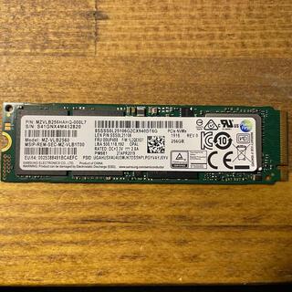SAMSUNG - Samsung SSD 256GB MZ-VLB2560 NVMe M.2