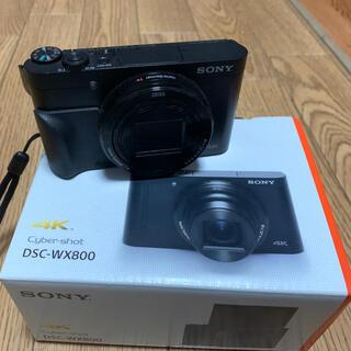 SONY - sony コンデジ DSC-WX800