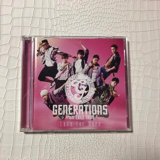 ジェネレーションズ(GENERATIONS)のLove You More(ポップス/ロック(邦楽))