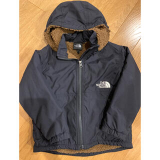 THE NORTH FACE - THE NORTH FACE ノースフェイスキッズアウター 110センチ