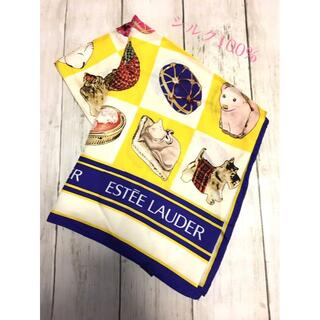 エスティローダー(Estee Lauder)のエスティローダーESTEE LAUDER スカーフ(バンダナ/スカーフ)