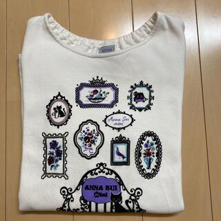 アナスイミニ(ANNA SUI mini)のANNA SUImini 140【美品】♡フォト♡(Tシャツ/カットソー)