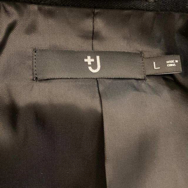 UNIQLO(ユニクロ)のユニクロ+J ウールテーラードジャケット メンズのジャケット/アウター(テーラードジャケット)の商品写真