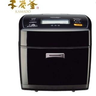 ミツビシデンキ(三菱電機)の三菱電機 本炭釜 IHジャー炊飯器 5.5合炊き NJ-VW104(炊飯器)