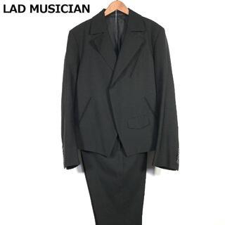 LAD MUSICIAN - LAD MUSICIAN ラッドミュージシャン 16SS ライダース スーツ