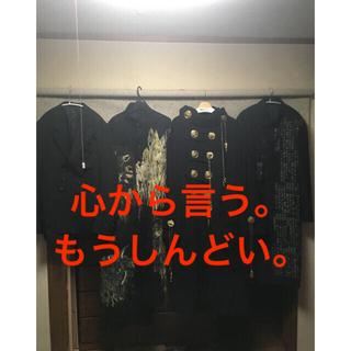 Yohji Yamamoto - yohjiyamamoto 19aw  黒の旋律