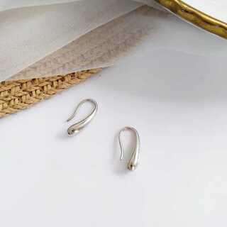 再入荷#685 import pierce : SHIZUKU silver