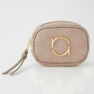 rienda - r plate mini pouch