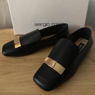 セルジオロッシ(Sergio Rossi)のセルジオロッシのパンプスローファー(ローファー/革靴)