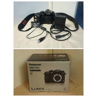 Panasonic - Panasonic DMC-GH3 ボディ 動画撮影