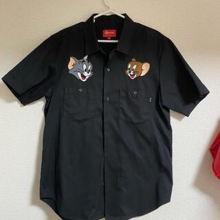 Supreme - SUPREME ワークシャツ