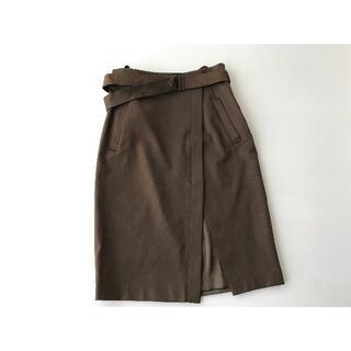 ロペ(ROPE)の新品 ◆32,640円(税込)日本製 ロペ ハイクオリティー生地 スカート(ひざ丈スカート)