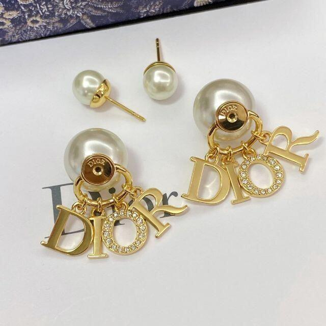 Dior(ディオール)のDior デイオール ピアス レディースのアクセサリー(ピアス)の商品写真