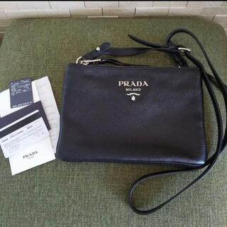 PRADA - PRADA ショルダーバッグ  ポシェット 1BH046